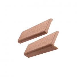 Bändersatz für 8 cm je Seite - Eiche