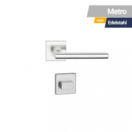 Griff Metro WC + rosette