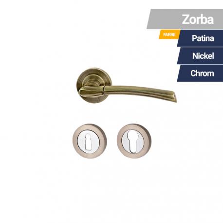 Griff Zorba WK + rosette